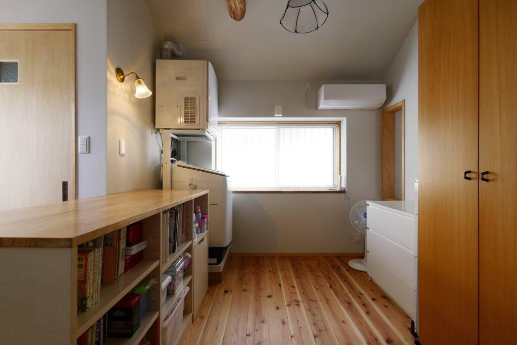 快適な家事室