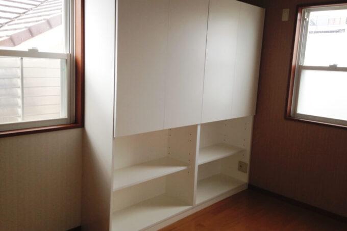 使う場所と収納するものに合わせた家具