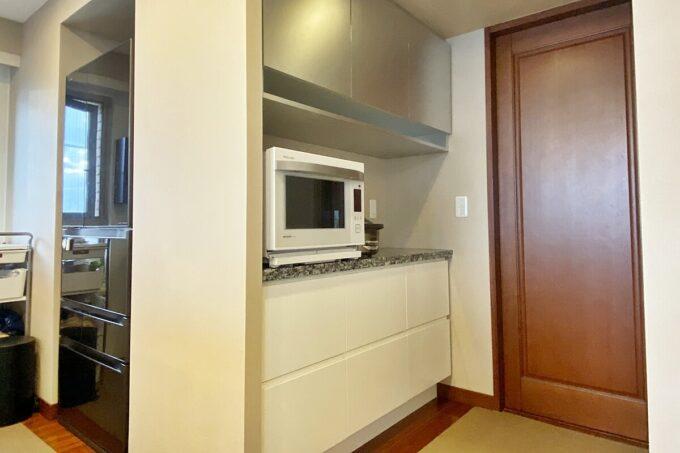 キッチン収納の吊戸棚を製作